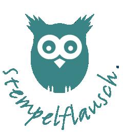 Stempelflausch logo gr sharp neu