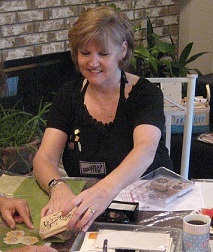 Karen stampin up   email photo