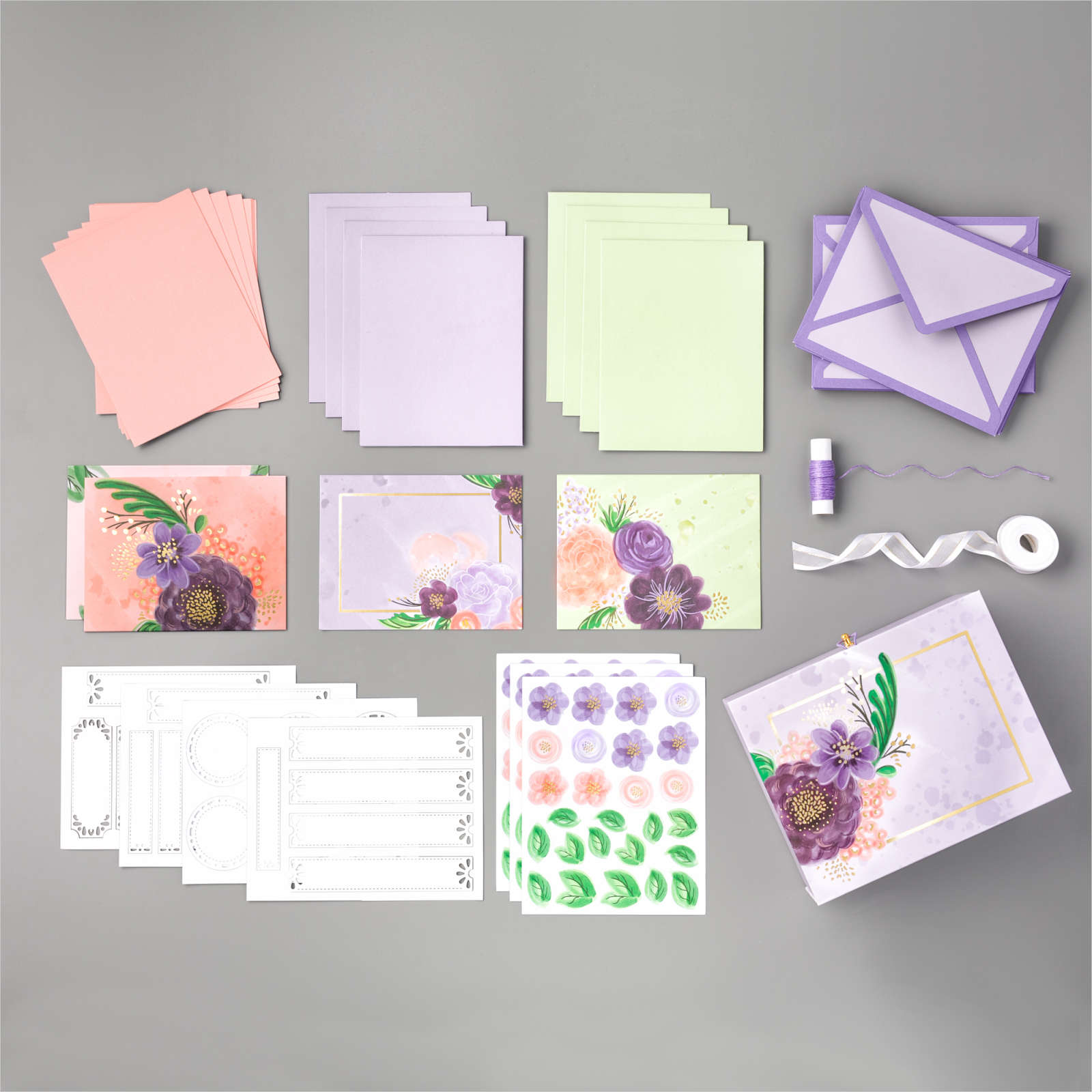 153131 gorgeous posies kit
